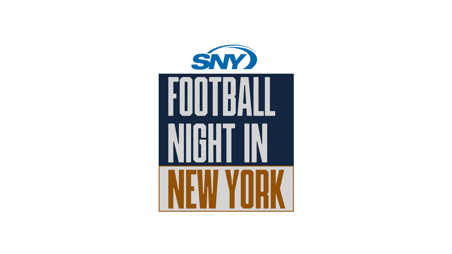 Football Night in NY