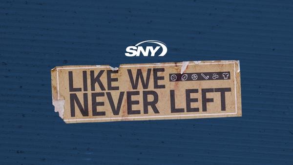 Like We Never Left