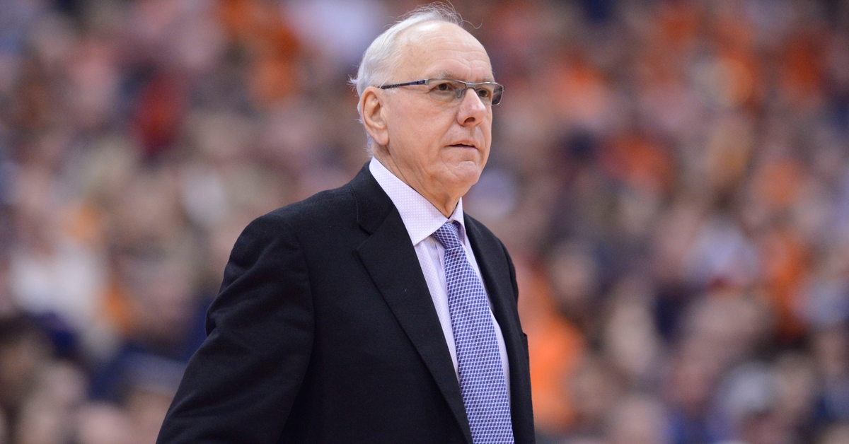 Police Syracuse Coach Jim Boeheim Hits Kills Man In Car Crash Sny Tv