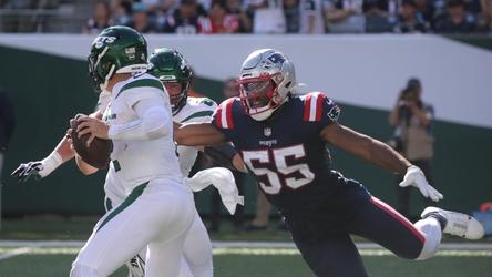 Jets at Patriots Week 7 pick and prediction