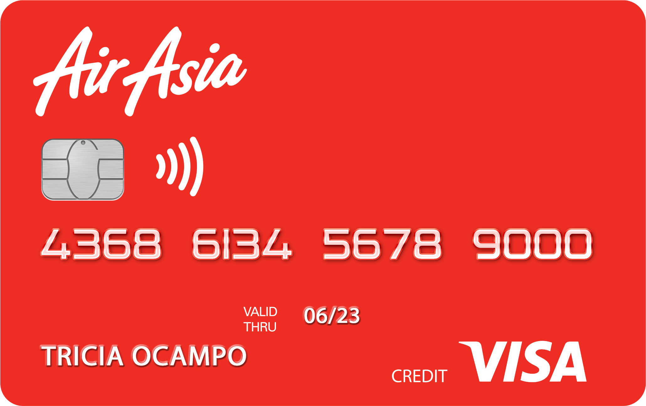 AirAsia Gold Card