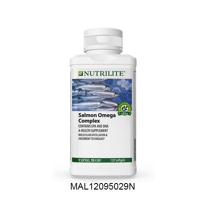 Nutrilite Salmon Omega Complex (120sg)