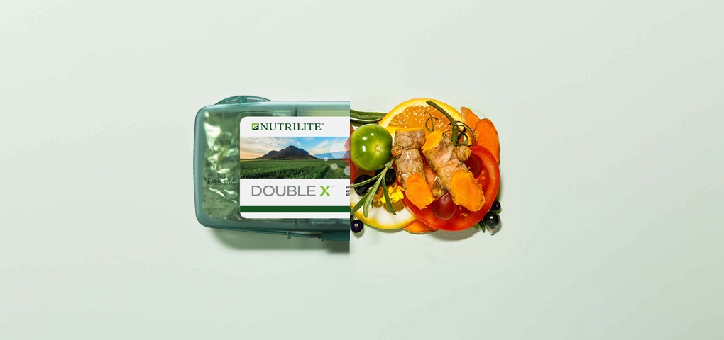 Why Nutrilite Double X?