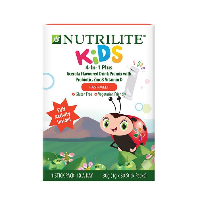 Nutrilite Kids 4-In-1 Plus