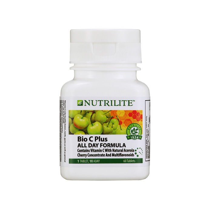 Nutrilite Bio C Plus All Day Formula (60 tab)
