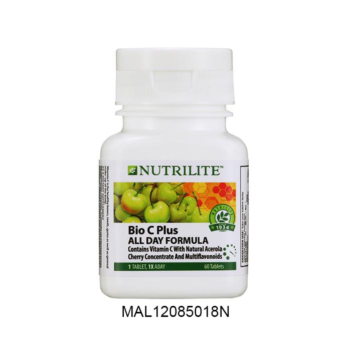 Nutrilite Bio C Plus 長效維他命C錠片 (60 粒)