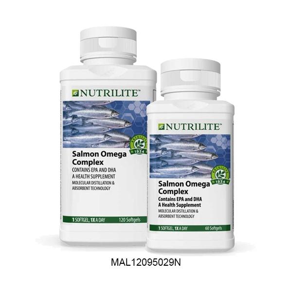 Nutrilite Salmon Omega Complex