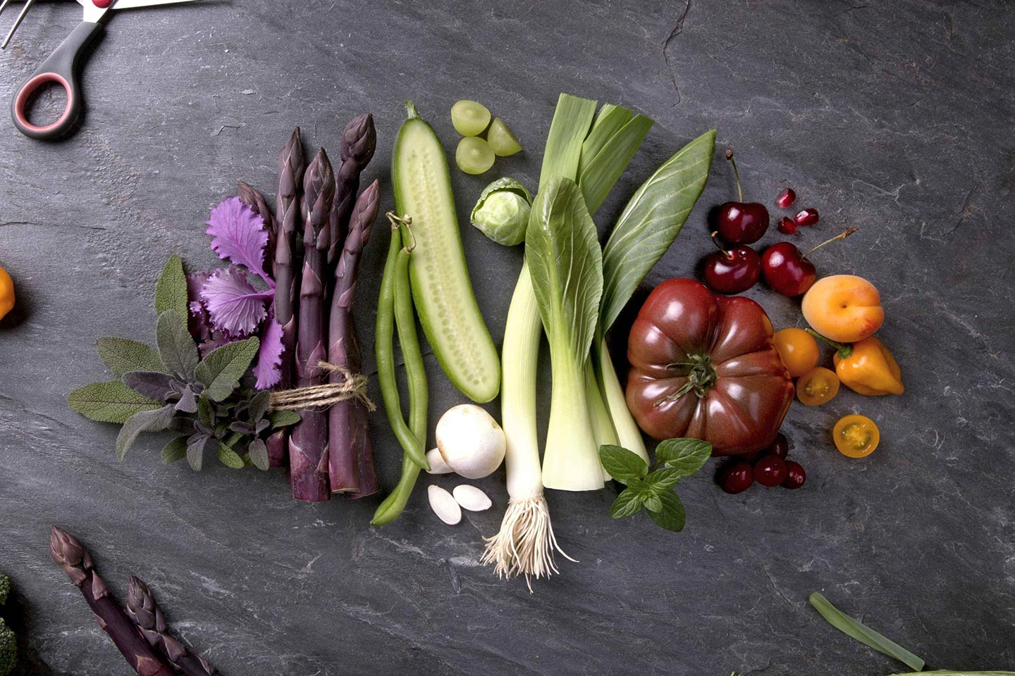 Phytonutrients Matter - So Get Your 5!