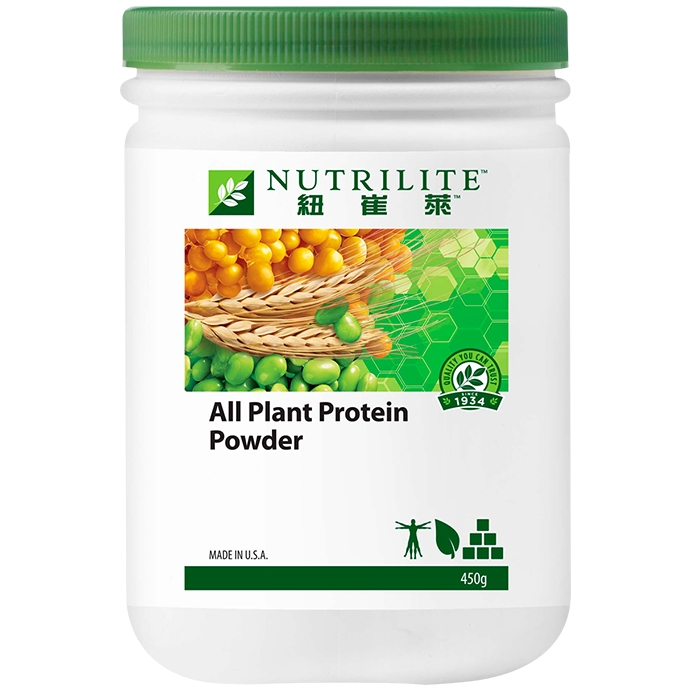 Nutrilite All Plant Protein Powder (450g)