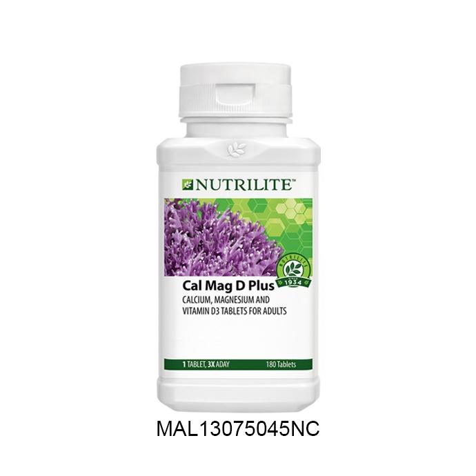 Nutrilite Cal Mag D Plus (180 tab)
