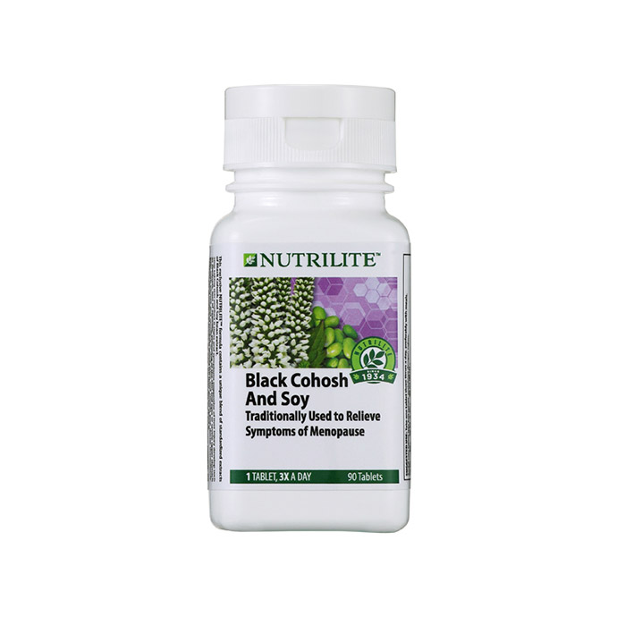 Nutrilite Black Cohosh and Soy (90 tab)