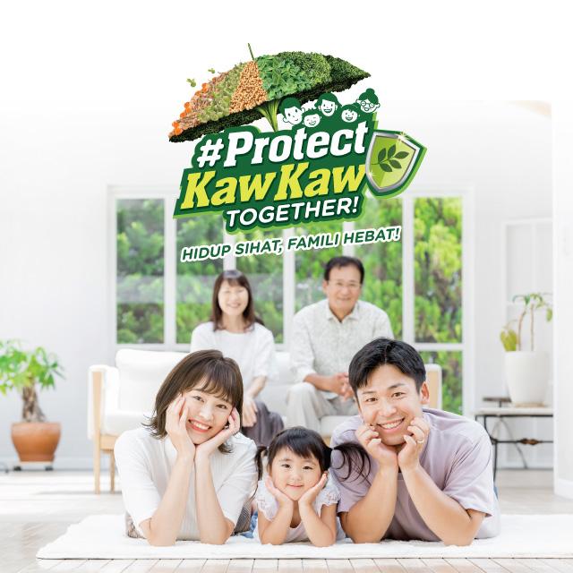 Protect KawKaw Together Eleaflet