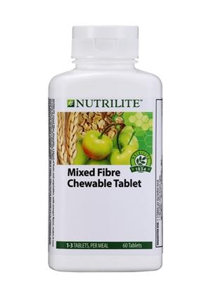 Nutrilite Mixed Fibre Chewable Tablets