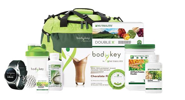 1. Purchase the BodyKey 30 Day Starter Kit