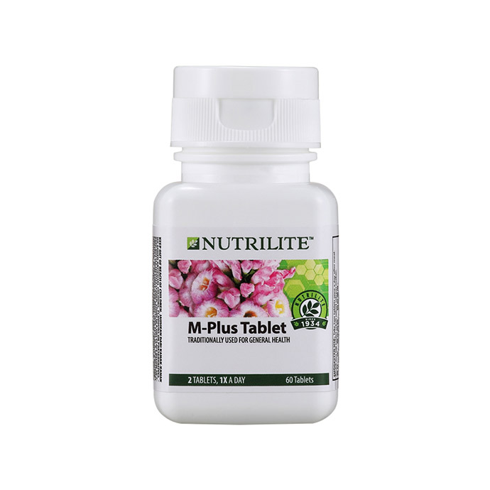 Nutrilite M-Plus Tablet (60 tab)