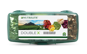 Nutrilite DOUBLE X Multivitamin/Multimineral/Concentrate