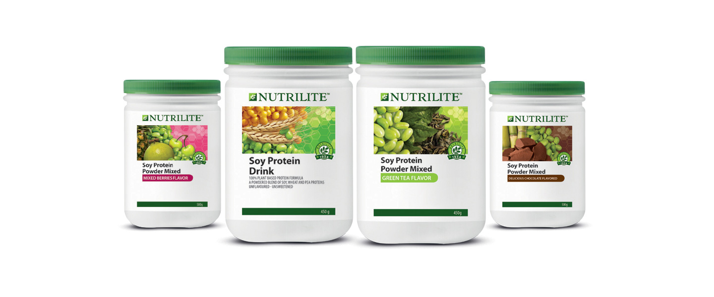 Nutrilite Soy Protein Drink