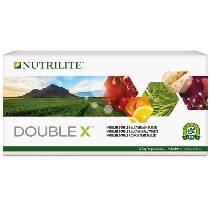 Nutrilite DOUBLE X (bekalan 31 hari)