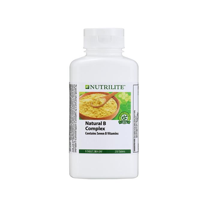 Nutrilite Natural B Complex (250 tab)