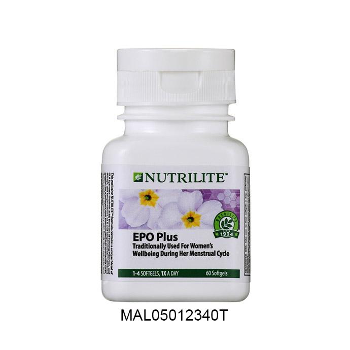 Nutrilite EPO Plus (60 颗软胶囊)