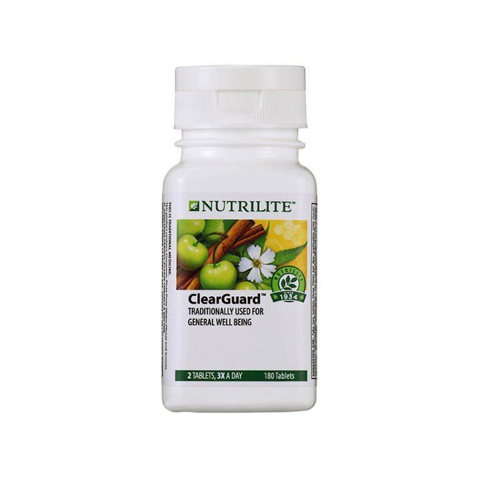 Nutrilite ClearGuard 鼻康寶 (180 粒)