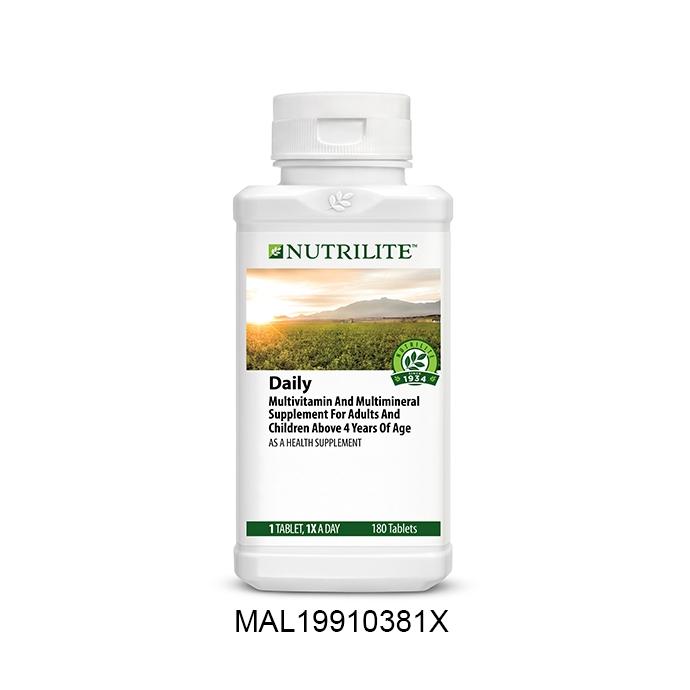 Nutrilite Daily (180 粒)