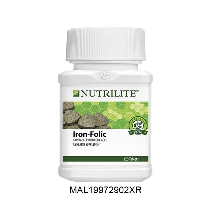 Nutrilite Iron Folic (120 tab)