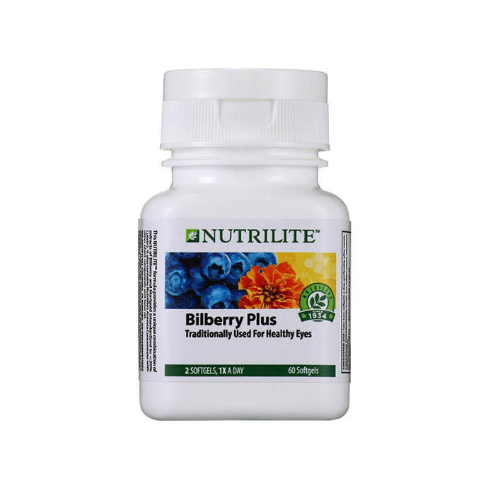 Nutrilite Bilberry Plus (60 sg)