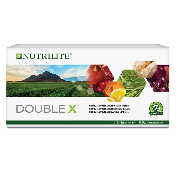 Nutrilite DOUBLE X (31天供应)
