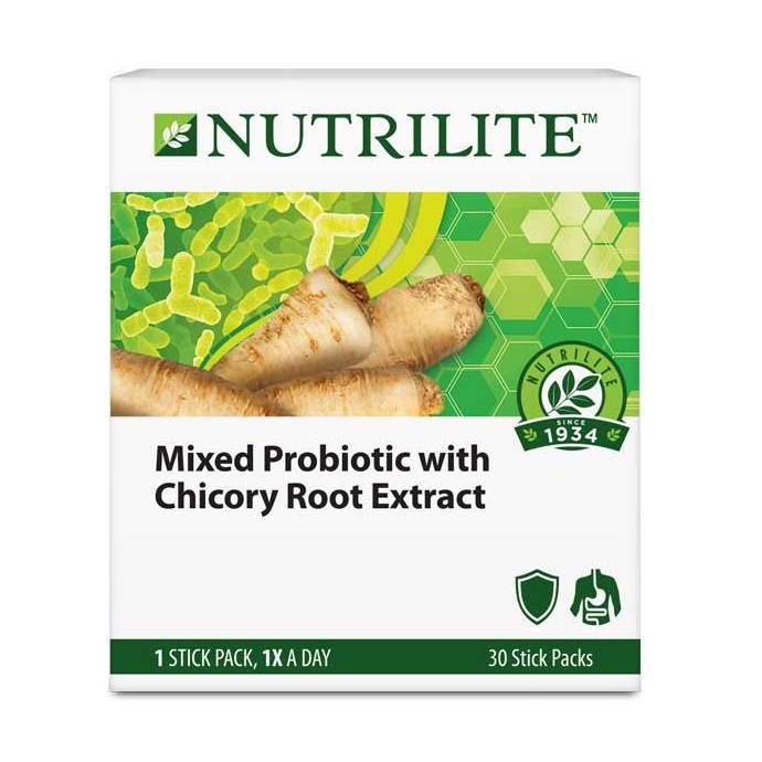 Nutrilite Mixed Probiotic with Chicory Root Extract
