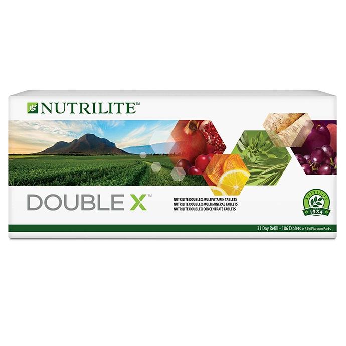 Nutrilite DOUBLE X (31天供应) - 補充裝
