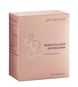 Nutrilite Mixed Collagen Peptide Drink Launch