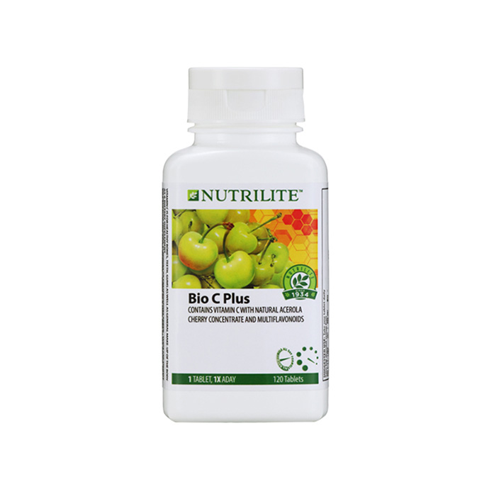 Nutrilite Bio C Plus All Day Formula (120 tab)