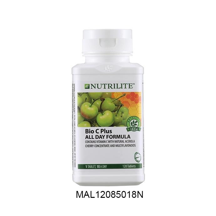 Nutrilite Bio C Plus 長效維他命C錠片 (120 粒)