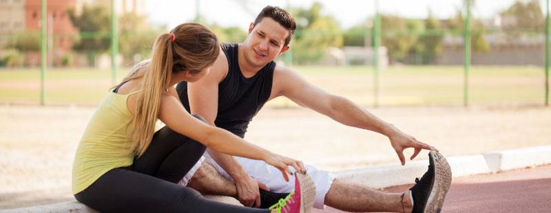 เตรียมพร้อมก่อนออกกำลังกาย เพื่อเพิ่มประสิทธิภาพและลดการบาดเจ็บ