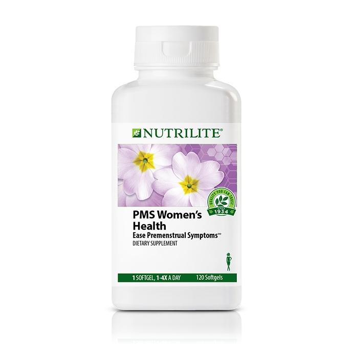Nutrilite 经前综合女性软胶囊  (60 颗软胶囊)