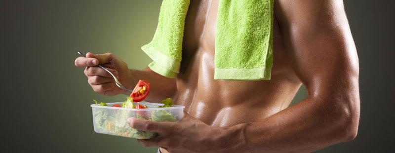 การรับประทานอาหารก่อนและหลังออกกำลังกายสำคัญอย่างไร