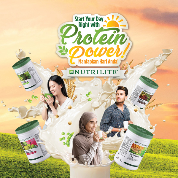 Start Your Day Right with Protein Power
