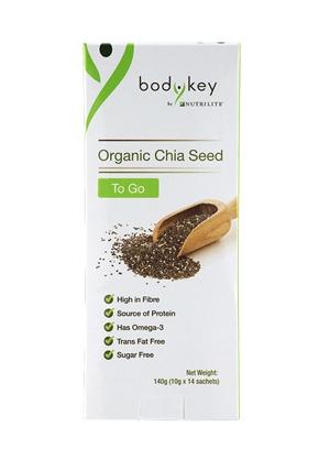 BodyKey Organic Chia Seed To Go