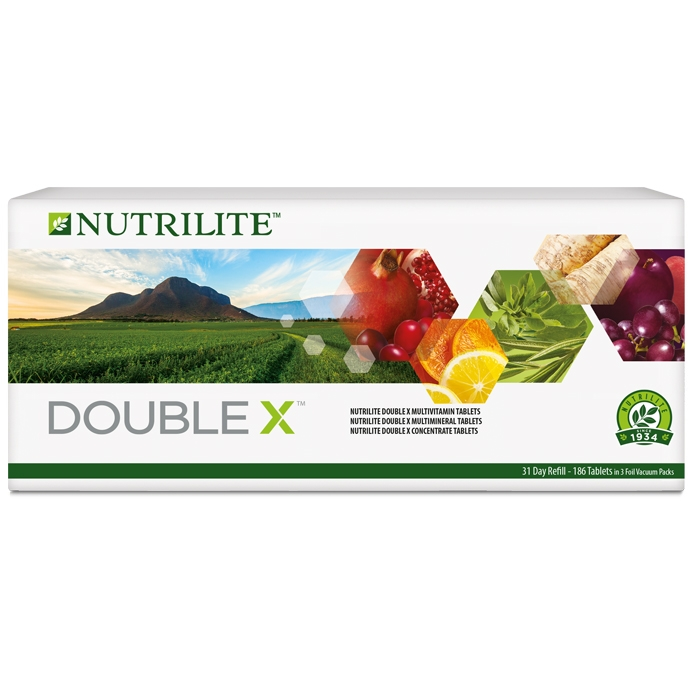 Nutrilite DOUBLE X (31-day supply) - Refill