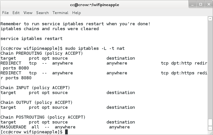 iptables-nat