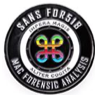FOR518 SANS Challenge Coin