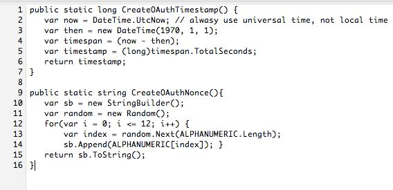 sampleCode