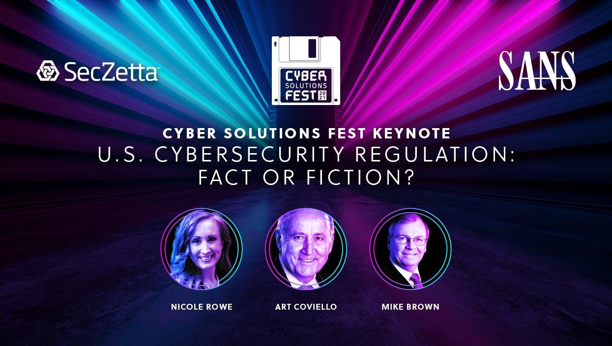Cyber Fest Keynote Day 1
