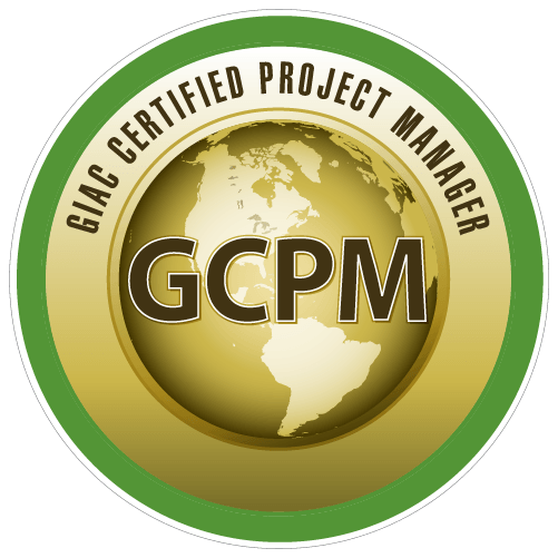 GIAC Certified Project Manager (GCPM) icon