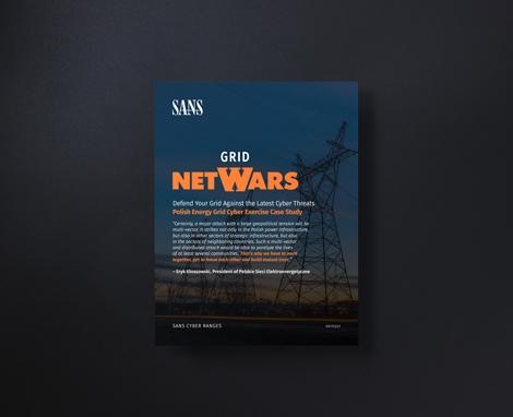 Grid NetWars Case Study