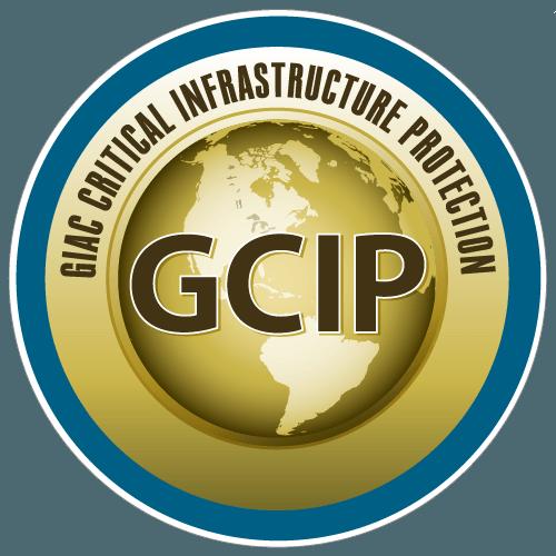 GIAC Critical Infrastructure Protection (GCIP) icon