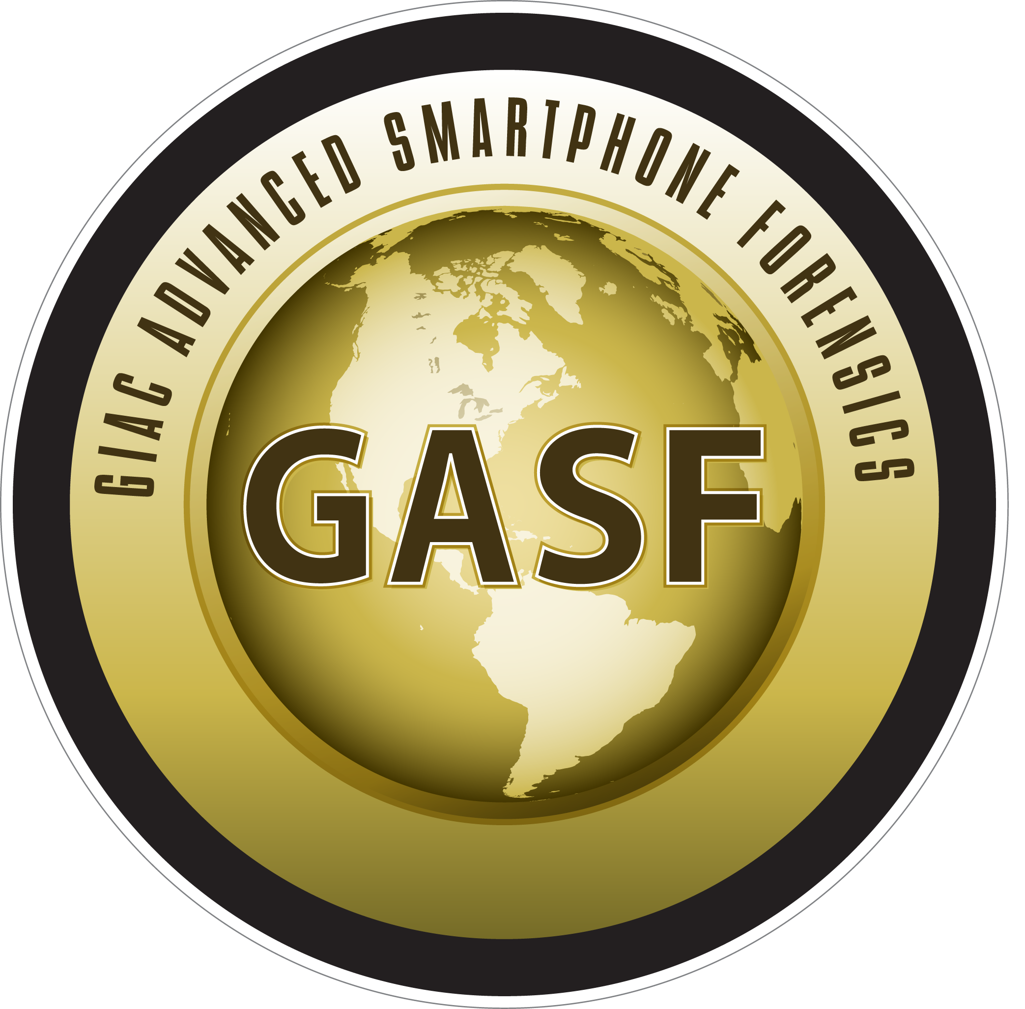 GIAC Advanced Smartphone Forensics (GASF) icon