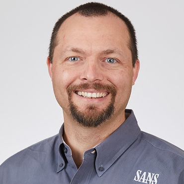 Meet Timothy McKenzie, a certified instructor for the SANS Institute.