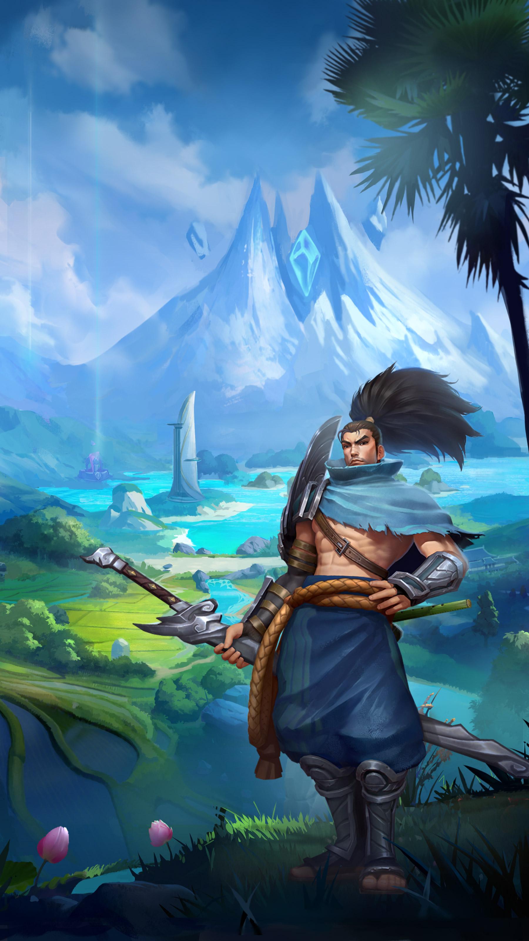 15+ Wallpaper League of Legends: Wild Rift Untuk PC dan Hp 3